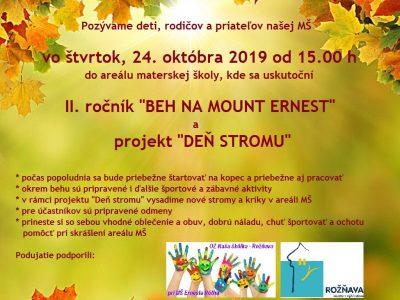 Ďalšie jesenné podujatia