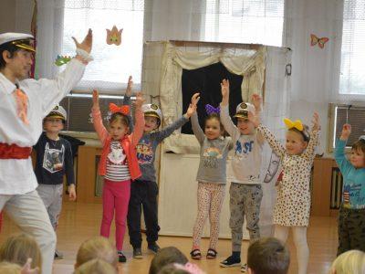 Divadlo Theátrum v našej škôlke