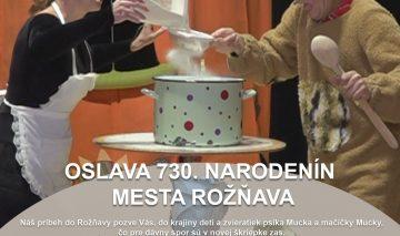 Oslava 730. narodenín mesta Rožňava